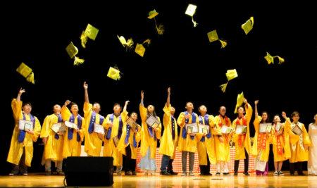 Lễ Tốt Nghiệp & Mãn Khoá Trường VNHV Niên Khóa 2018-2019